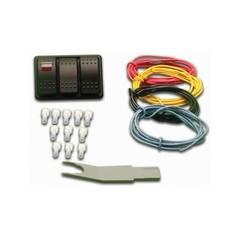 Nitrous Express - Nitrous Express Toggle Switch Panel