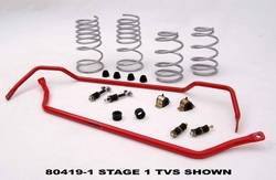Hotchkis Performance - Hotchkis Sport Sway Bar Set - 1 1/8 in. Diameter Front