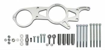 Moroso Performance Products - Moroso Alternator/Vacuum Pump Mounting Bracket Kit - SB Chevy