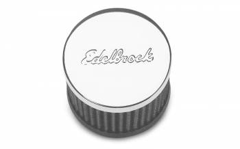 Edelbrock - Edelbrock Circle Track Breather - Race Only