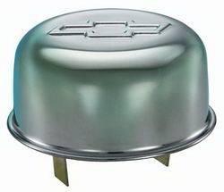 Proform Performance Parts - Proform Oil Breather Cap - Bow Tie Emblem - Push-On
