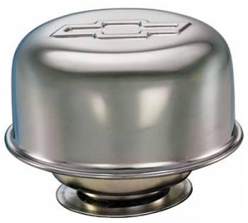 Proform Performance Parts - Proform Oil Breather Cap - Bow Tie Emblem - Twist-On