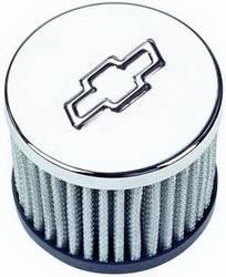 Proform Performance Parts - Proform Oil Breather Cap - Bow Tie Emblem - Push-In