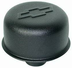Proform Performance Parts - Proform Oil Breather Cap - Bow Tie Emblem - Push-In
