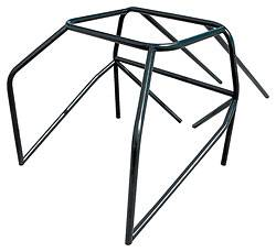 Allstar Performance - Allstar Performance 10-Point Roll Cage Mustang/Capri 1979-83