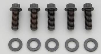 ARP - ARP Bolt Kit - 12 Point (5) 3/8-16 x 1.000