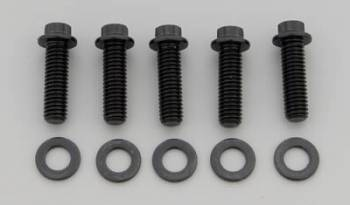 ARP - ARP Bolt Kit - 12 Point (5) 3/8-16 x 1.250