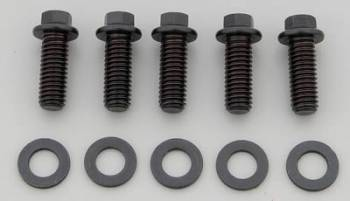 ARP - ARP Bolt Kit - 6 Point (5) 3/8-16 x 1.000
