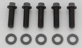 ARP - ARP Bolt Kit - 6 Point (5) 3/8-16 x 1.250