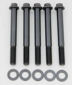 ARP - ARP Bolt Kit - 6 Point (5) 3/8-16 x 3.000