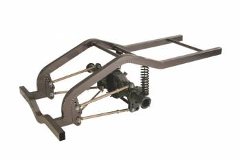 Chassis Engineering - Chassis Engineering #3514 PRO Four Link and Sub-Frame w/ Aluminum Single Adjustable Coil Overs (unwelded)