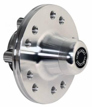 "Wilwood Engineering - Wilwood Hub - Solid Rotor Offset - Pinto Hub & Rotor - 5 x 4.50"" / 5 x 4.75"" - .38"" Rotor Offset - 5 x 3.88 Rotor Bolt Circle - 6 x 6.25"" Rotor Adapter Bolt Circle - 1/2""-20 Stud Diameter"