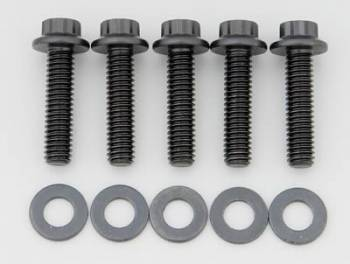 ARP - ARP Bolt Kit - 12 Point (5) 5/16-18 x 1.250
