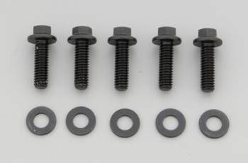 ARP - ARP Bolt Kit - 6 Point (5) 5/16-18 x 1.000