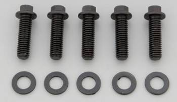 ARP - ARP Bolt Kit - 6 Point (5) 5/16-24 x 1.000
