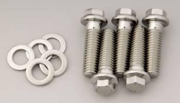 ARP - ARP Stainless Steel Bolt Kit - 6 Point (5) 7/16-14 x 1.500