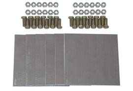 Competition Engineering - Competition Engineering Bolt-In Conversion Kit for 8-Point Roll bar