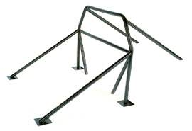 Competition Engineering - Competition Engineering Main Hoop Kit For 8-Point Roll Cage - 94-04 Mustang