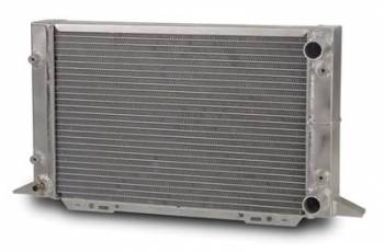 "AFCO Racing Products - AFCO Radiator 13 x 21 Drag RH w/ 1.25"" Inlet/O"