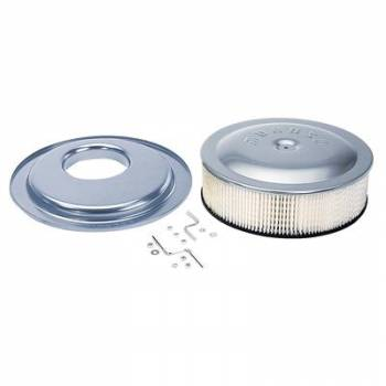 """Moroso Performance Products - Moroso Offset Air Cleaner Assembled - 14"""""""