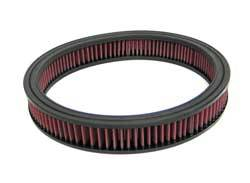 "K&N Filters - K&N Performance Air Filter - 12-1/2"" x 2"" - Chevy Corvette 1963-65"