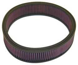 "K&N Filters - K&N Performance Air Filter - 12-1/2"" x 2-3/4"" - Mopar 1968-89"
