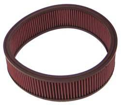 "K&N Filters - K&N Performance Air Filter - 12-1/2""x- 3-1/2"" - Mopar 1960-79"