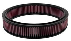 """K&N Filters - K&N Performance Air Filter - 13-1/4"""" x 2-7/8"""" - Ford/Mercury 1966-87"""