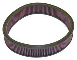 """K&N Filters - K&N Performance Air Filter - 13-1/8"""" x 2-9/16"""" - GM 1968-79"""