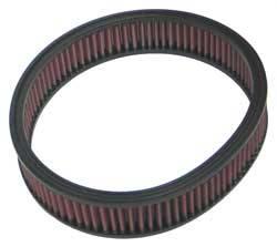 """K&N Filters - K&N Performance Air Filter - 9"""" x 2"""" - Universal"""