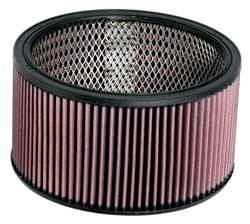 "K&N Filters - K&N Performance Air Filter - 9"" x 5"" - Universal"