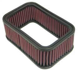 "K&N Filters - K&N Performance Air Filter - 6-3/4 x 4-1/2"" x 2-1/2"" - Universal"