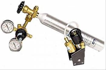 Dedenbear - Dedenbear CO2 Shifter & Bottle Kit - 3spd. Reverse Pattern
