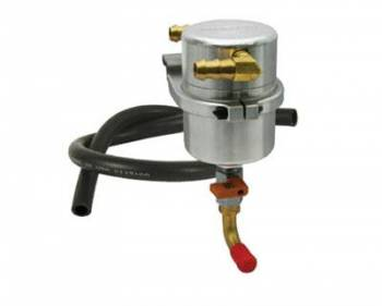 Moroso Performance Products - Moroso Air/Oil Separator - 96-04 4.6L Mustang