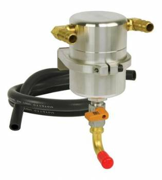 Moroso Performance Products - Moroso Air/Oil Separator - 2010-Up Camaro SS