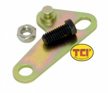 TCI Automotive - TCI Throttle Valve Cable Corrector Kit for Edelbrock