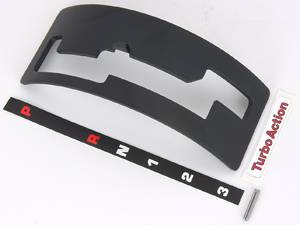 Turbo Action - Turbo Action Ford Reverse Gate Plate