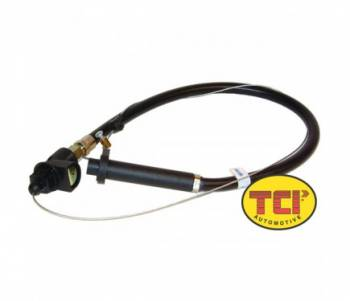 TCI Automotive - TCI 200R4/700R4 Universal Throttle Valve Cable