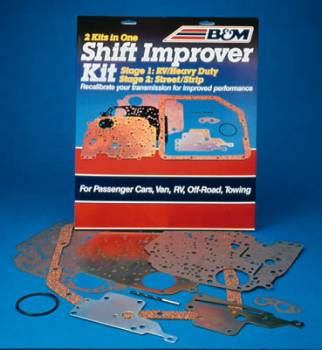 B&M - B&M Shift Improver Kit 71-77 727 & 904 Trans