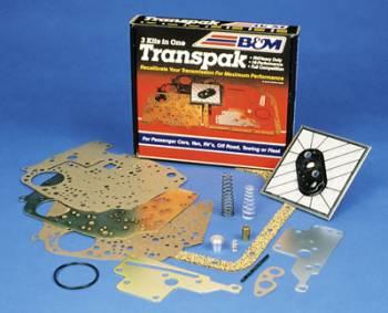 B&M - B&M Torqueflite Transpak 62-77