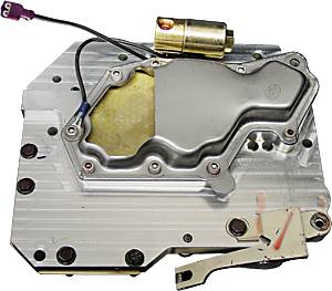 Performance Automatic - Performance Automatic Transbrake C4 Valve Body 1970-up