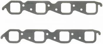Fel-Pro Performance Gaskets - Fel-Pro BB Chevy Exhaust Gaskets Square Ports