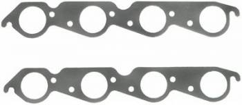 Fel-Pro Performance Gaskets - Fel-Pro BB Chevy Exhaust Gaskets Round Large Race Ports