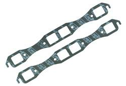 Mr. Gasket - Mr. Gasket Ultra Seal Exhaust Gasket Set - Port Dimensions: Width: 1.78 in. x Height: 1.48 in.