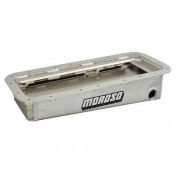 Moroso Performance Products - Moroso BB Chrysler Drag Race Oil Pan KB/BAE Pro Mod/Funny Car