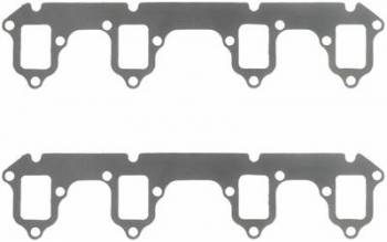 Fel-Pro Performance Gaskets - Fel-Pro 352-428 Ford Exhaust Gasket 61-71 Except 14 Bolt