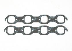 Mr. Gasket - Mr. Gasket Ultra Seal Exhaust Gasket Set - Port Dimensions: Width: 1.90 in. x Height: 2.20 in.