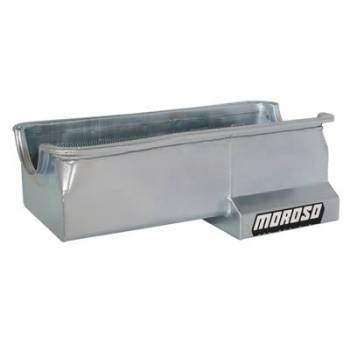 Moroso Performance Products - Moroso BB Ford Drag Race Oil Pan