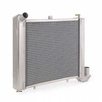 Be Cool - Be Cool Direct-Fit Crossflow Radiator w/Standard Transmission - 63-72 Corvette SB