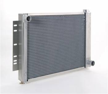 Be Cool - Be Cool Direct-Fit Crossflow Radiator w/Standard Transmission Chrysler 60-88 All Rear Wheel Drive